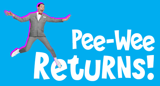 Pee-Wee Herman Blu-Ray