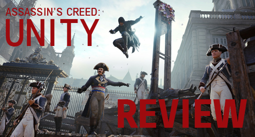 Assassins Creed Unity Review