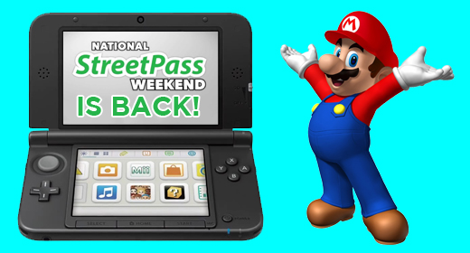 National StreetPass Weekend