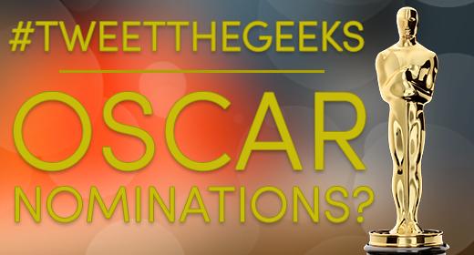 Oscar Nominations 2015