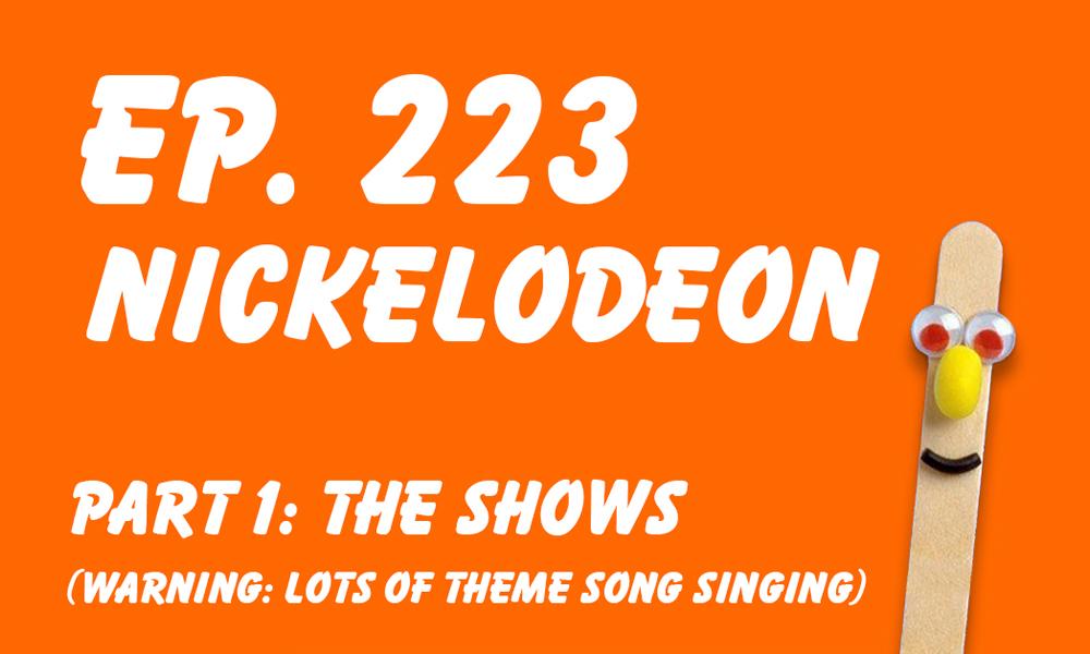 Nickelodeon podcast