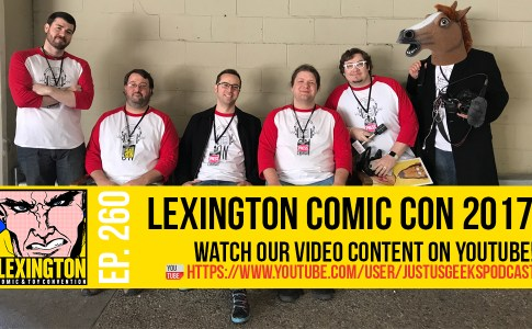 Lexington Comic Con 2017