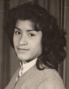Mary Sanchez age 16