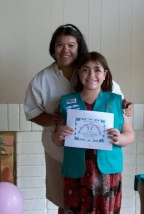 leaders corner, Girl Scouts