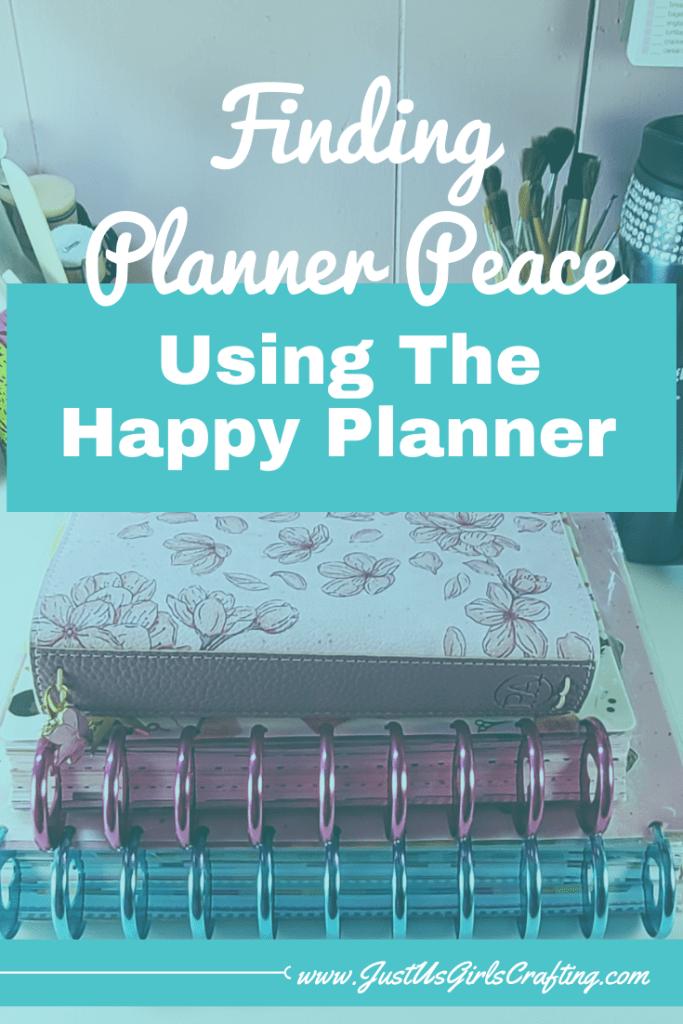 Happy Planner, Planner Peace, Planner Community,