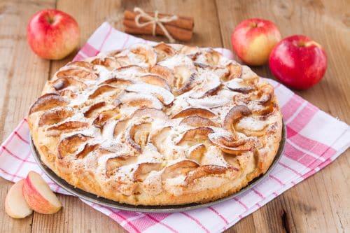 Apple Custard