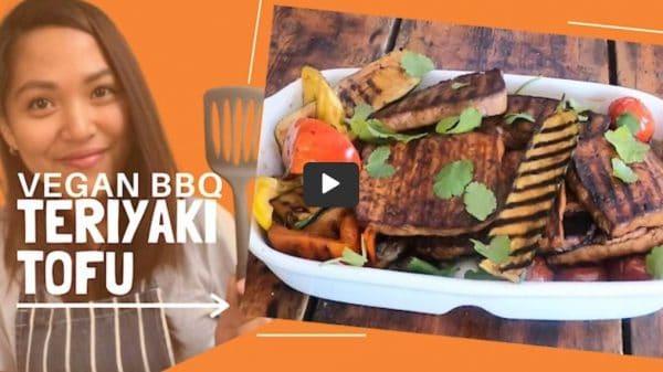 BBQ Teriyaki Tofu