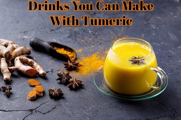 5 Drinks You Can Make With Tumeric