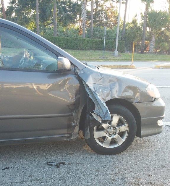 Our Florida Wreck