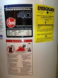 Bradford White Water Heater Date Code : bradford, white, water, heater, Water, Heater, Heaters