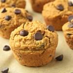 Pumpkin Muffins - Gluten Free, Vegan, & Refined Sugar Free