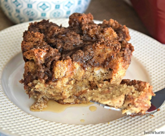 French Toast Casserole – Gluten Free, Dairy Free, Refined Sugar Free