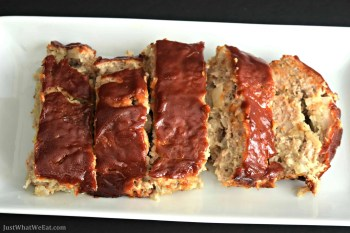 Turkey or Beef Meatloaf – Gluten Free, Dairy Free, & Egg Free
