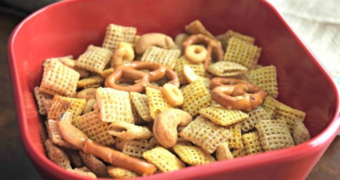 Chex Mix – Gluten Free & Dairy Free