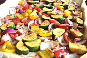 Balsamic Roasted Vegetables – Gluten Free & Vegan