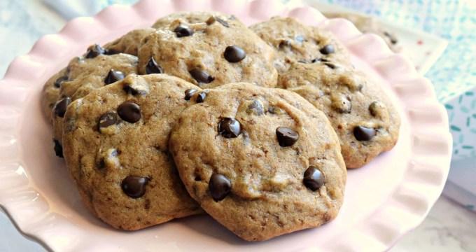 Chocolate Chip Cookies – Gluten Free & Vegan