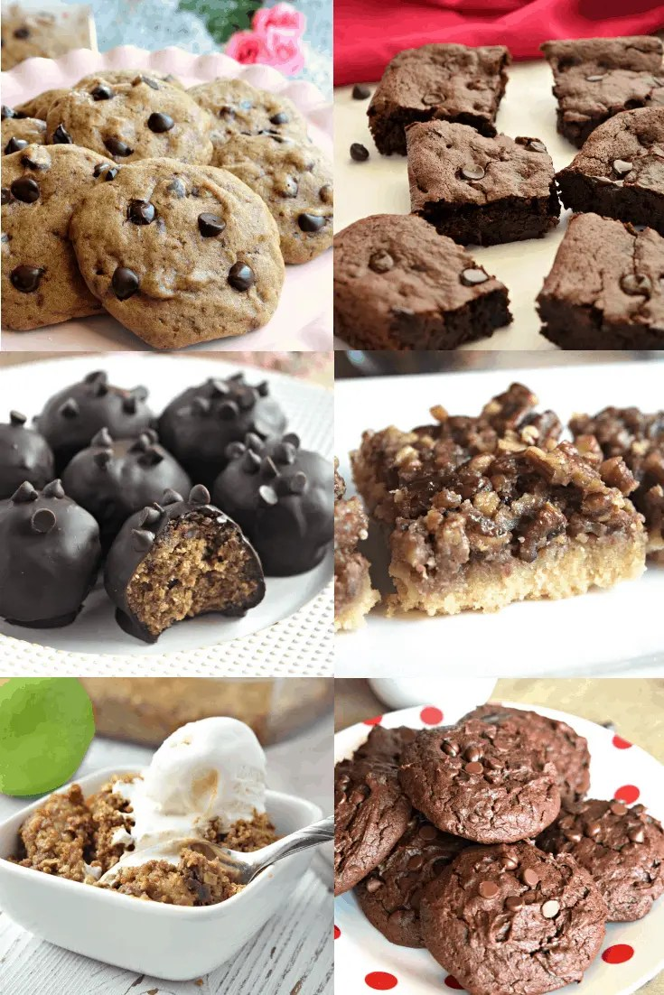 Free Gluten Free & Dairy Free Dessert E-Cookbook
