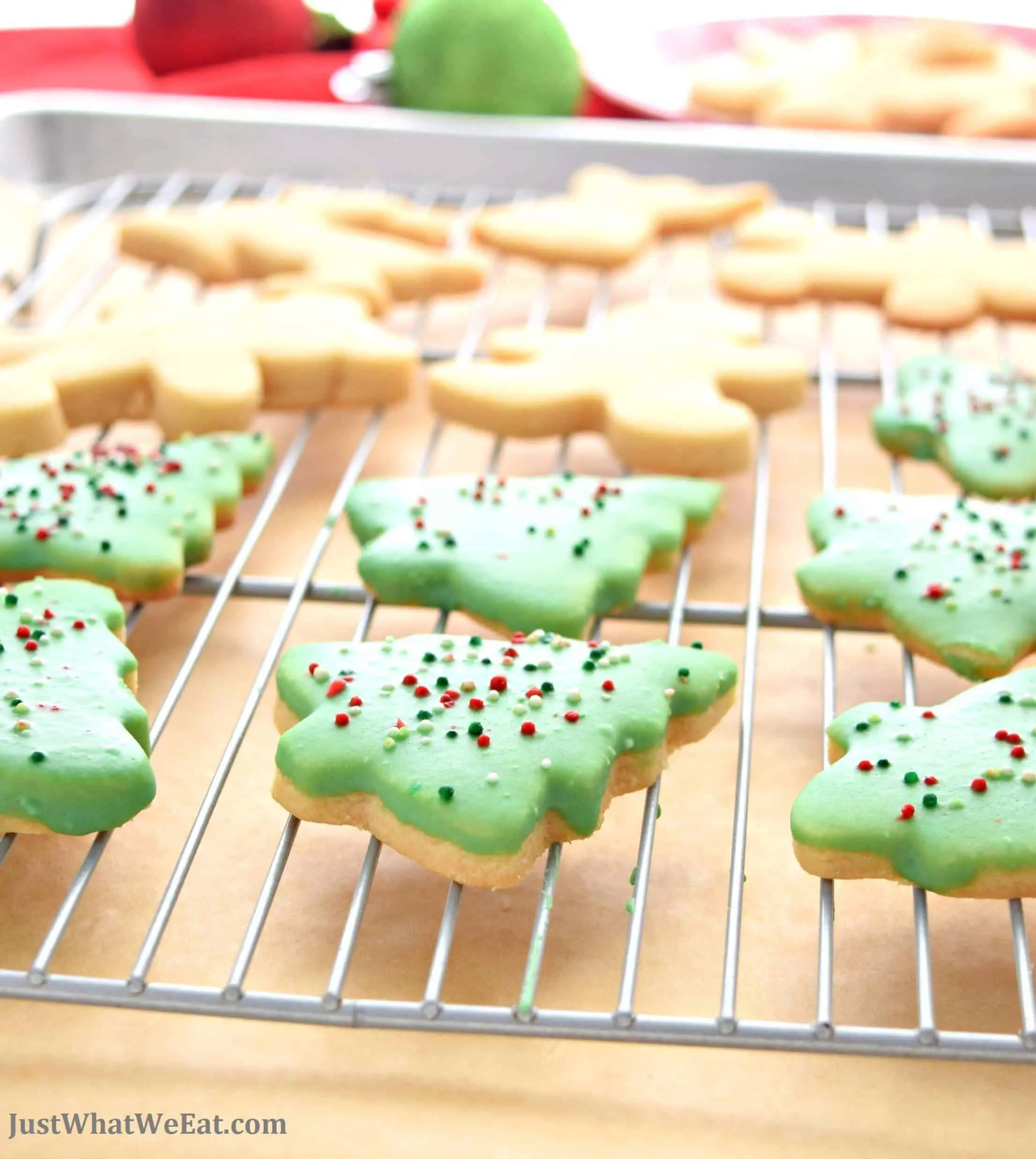 Christmas Cutout Cookies.Cut Out Cookies Gluten Free And Vegan