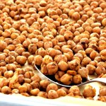 Gluten Free and Vegan Taco Roasted Chickpeas