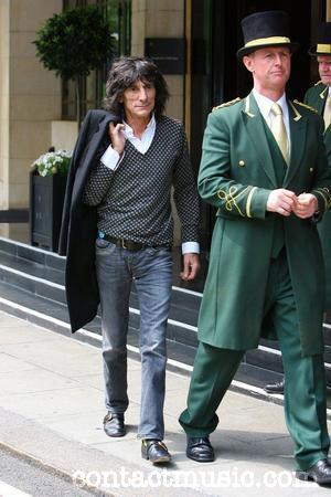 Ronnie was surprised at how well Keef was dressing these days
