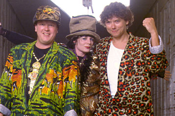 camouflage was not that well understood by Tom Tom Club