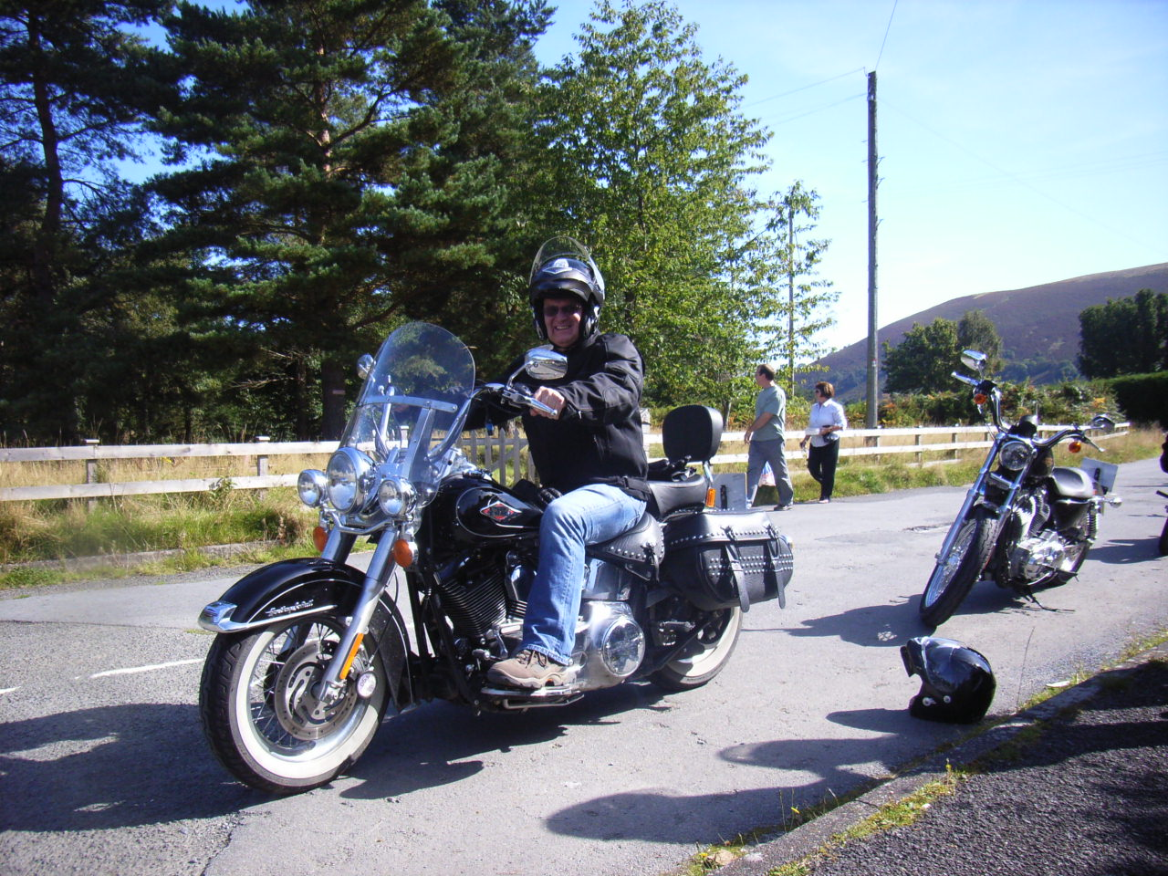 Uneasy Rider perhaps?