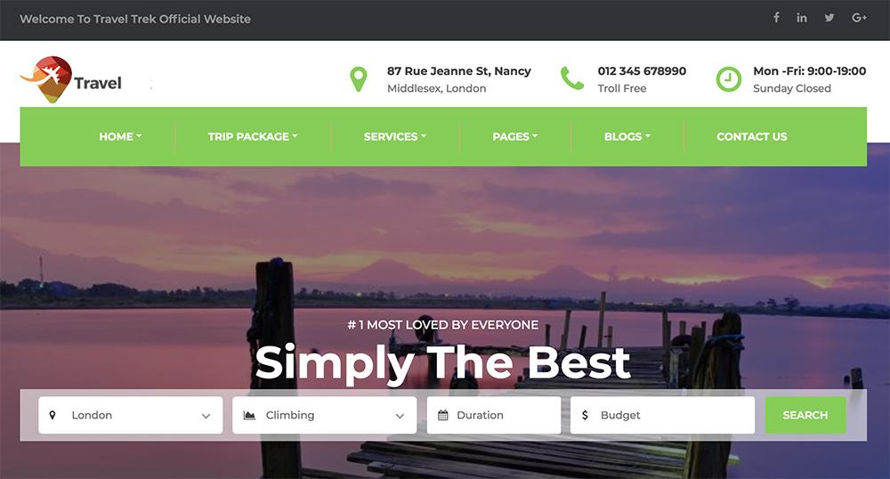 Travel Company Pro