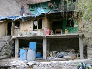 Tea Shop in Kinnaur