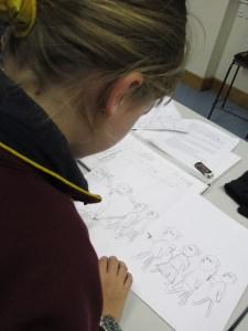 Illustration Process YHTR Blog Emma Mactaggart
