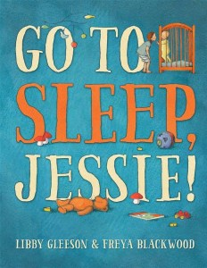 Go To Sleep, Jessie! is shortlisted in the Early Childhood category.