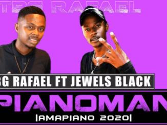 Tbg Rafael - PianoMan ft Jewels Black (Amapiano)