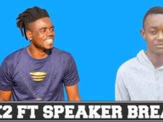 Mr K2 - Tshelete feat Speaker Breaker (Afro House)