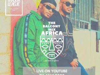 Major League – Amapiano Live Balcony Mix 14