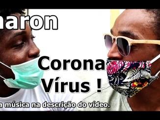 Sharon - Corona Vírus [Prod Dj Taba] (Afro House 2020)