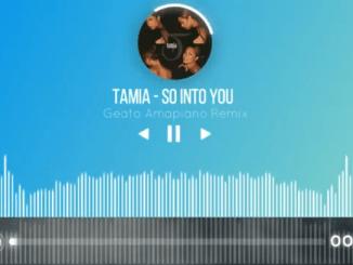 Tamia - So Into You (Geato Amapiano Remix) (R&B 2021)