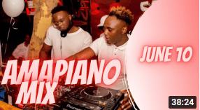 PS DJz - Amapiano mix 2021 11 JUNE ft Kabza De small, Maphorisa, MFR souls