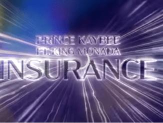 Prince Kaybee - Insurance (Lyric Video) ft. King Monada