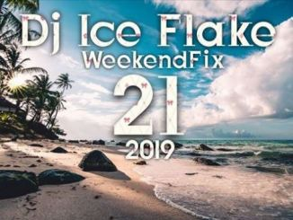 DJ ICE FLAKE - WEEKENDFIX 21 2019