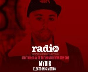 DOWNLOAD MP3 :MYDIR – Electronic Motion February Mix