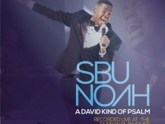 DOWNLOAD ALBUM: SBUNOAH – A DAVID KIND OF PSALM (LIVE)