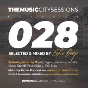 MP3 DOWNLOAD :ECHO DEEP – THE MUSIC CITY SESSIONS #028
