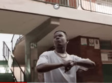 MP4 DOWNLOAD :Nasty C - Strings and Bling [Official Music Video]