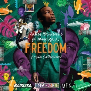 MP3 DOWNLOAD :ZAKES BANTWINI, MOONGA K – FREEDOM (KUSUSA REMIX)