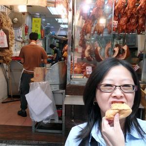 Delicious Hong Kong pastries by Mary Chong