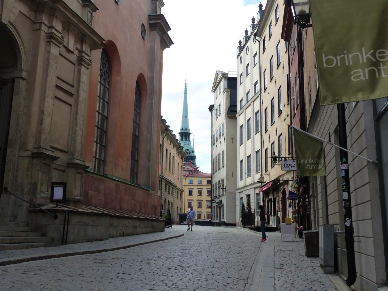 Sharon Gourlay Gamla Stan, Stockholm