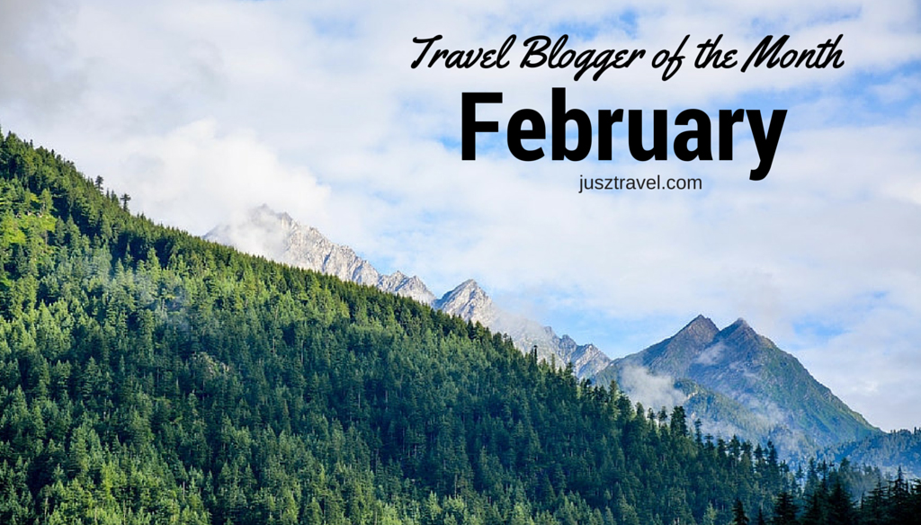 Travel Blogger of the Month copy