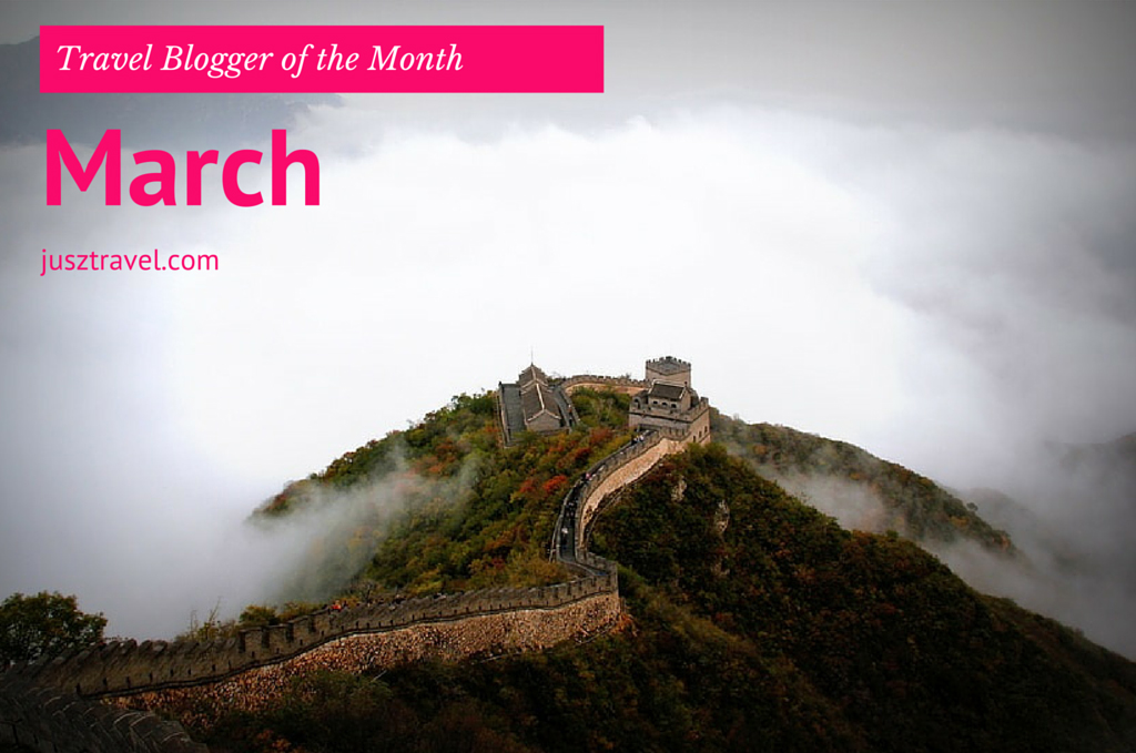 Travel Blogger of the Month(1) copy