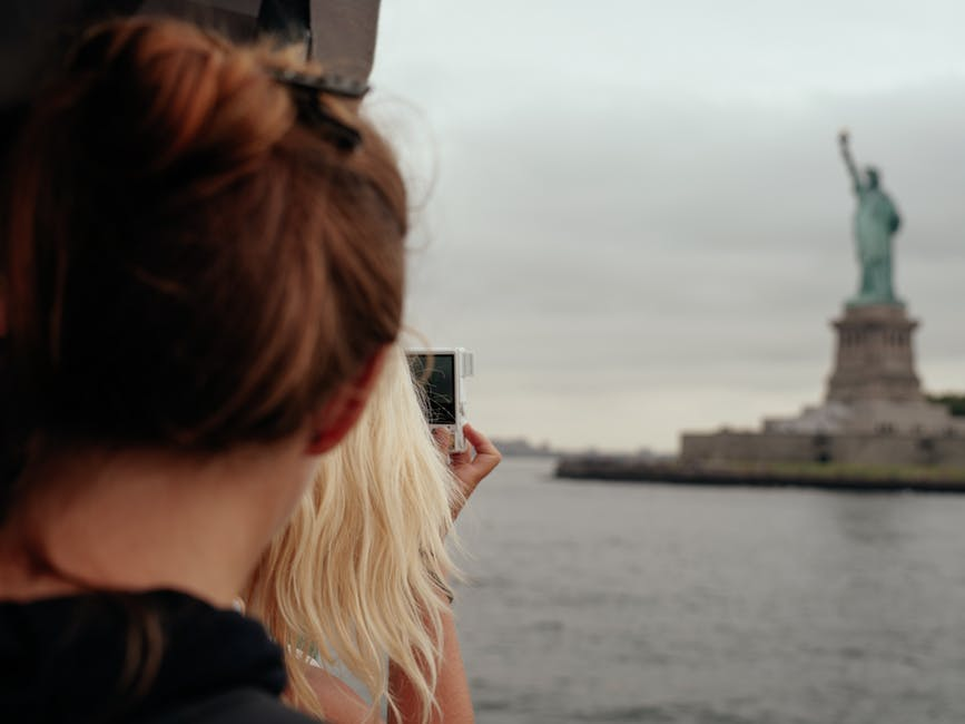 How to see the Statue of Liberty for free