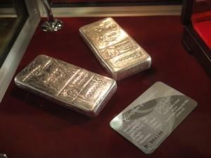 Emas dan Perak 1kg-tak mustahil untuk dimiliki