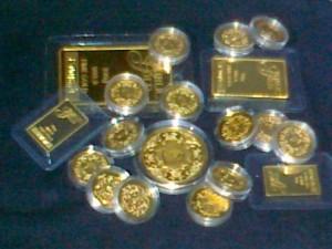Mulalah menyimpan emas walaupun sedikit demi sedikit